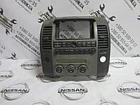 Дефлектор воздуха в салон Nissan Navara D40 (68750 EB30 / 68751 EB30), фото 1