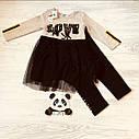 Платье и лосины для девочки  ( 2-5 лет), фото 3
