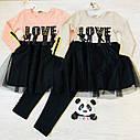 Платье и лосины для девочки  ( 2-5 лет), фото 2