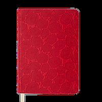 Ежедневник датированный 2019 FLEUR, A5, 336 стр., красный 2185-05 , фото 1