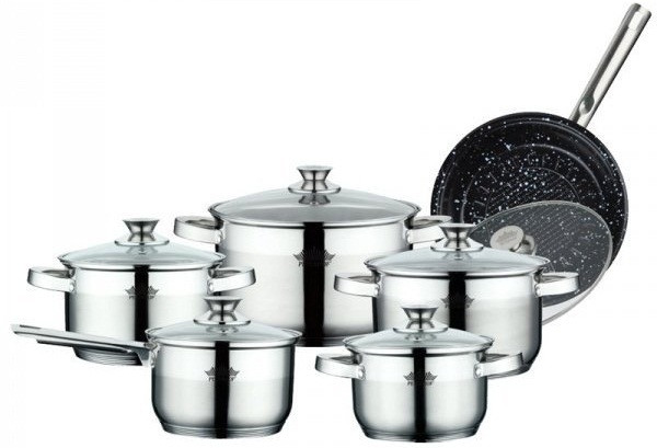 Набор посуды 12 предметов Peterhof РН-15246