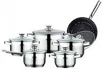 Набор посуды 12 предметов Peterhof РН-15246, фото 1