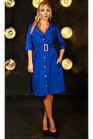 """Платье - пиджак """" Джениффер """", цвета в ассортименте(44-54), фото 1"""
