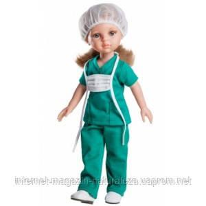 Кукла Paola Reina Карла доктор