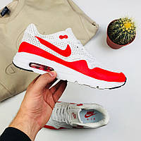 "Мужские кроссовки Nike Air Ultra Moire 1 ""White/Red"" (копия)"