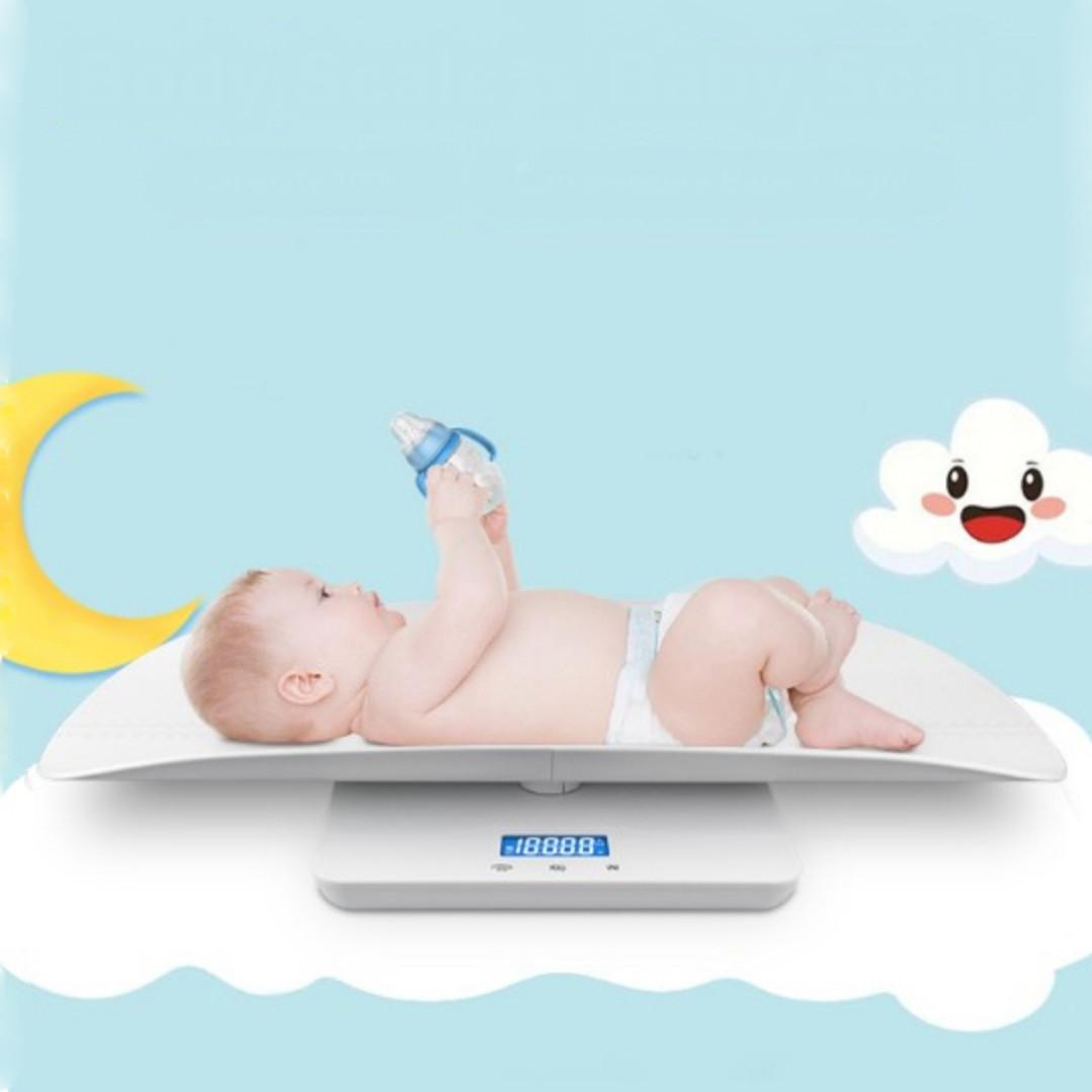 Детские весы цифровые Нарру до 100 кг