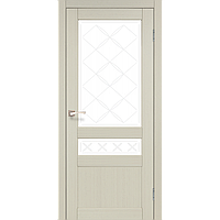 Двери Корфад Cl-05 білений дуб