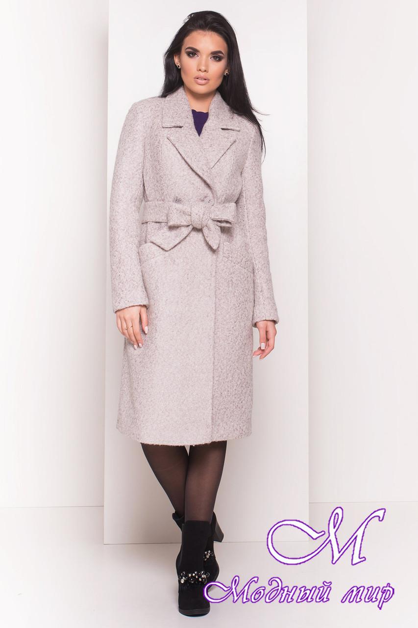 Женское теплое демисезонное пальто (р. S, M, L) арт. Джулс 5697 - 38023