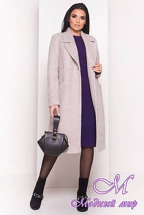 Женское теплое демисезонное пальто (р. S, M, L) арт. Джулс 5697 - 38023, фото 2