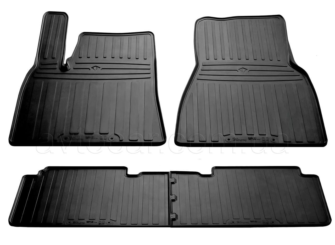 Коврики для Tesla Model S c 2012- Stingray