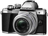 Olympus OM-D E-M10 Mark II Kit 14-42 mm II R Silver