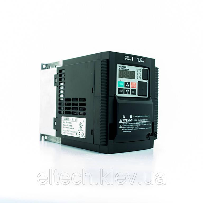 Частотный преобразователь Hitachi WL200-015SFE, 1.5кВт, 220В