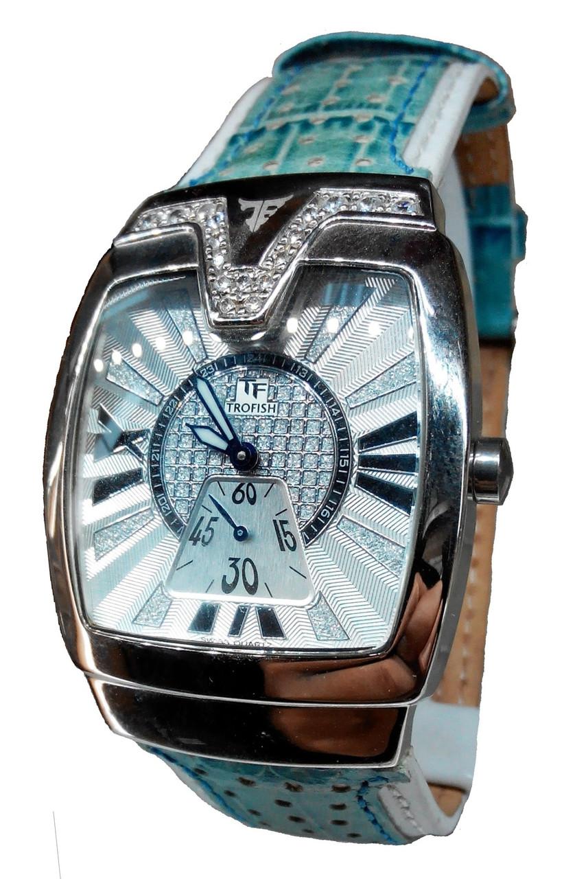 Часы трофиш продать за спецтехника час стоимость