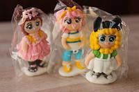 """Набор сахарных фигурок """"Куклы Лол"""", фото 1"""