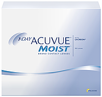 Контактные линзы Johnson & Johnson 1-Day Acuvue Moist (+5.75) (180 шт.)