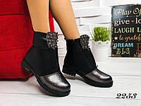 Женские ботинки на меху, фото 1