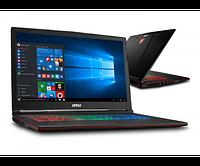 MSI GP73 i7-8750H/8GB/128+1TB/Win10 GTX1050Ti GP73 8RD-217PL