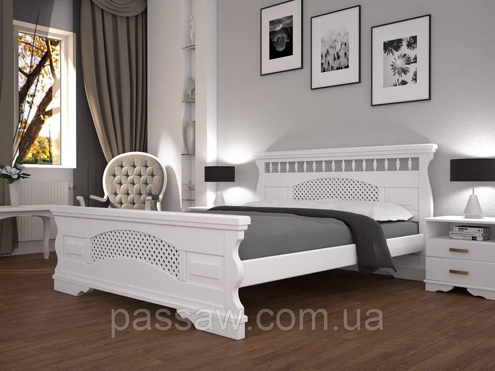 Кровать ТИС АТЛАНТ 23 180*200 бук