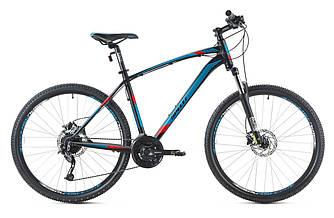 """Велосипед 29 Spelli SX-5700 disk 17"""" 2018"""