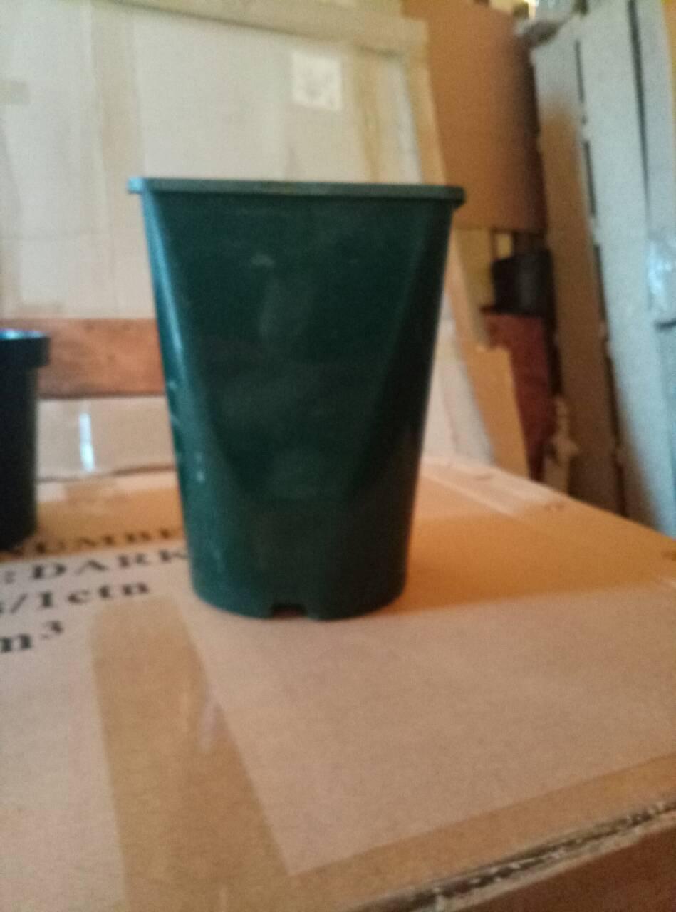 Горшок стандарт 2 литра высокий квадратный
