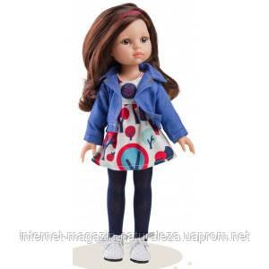 Кукла Paola Reina Кэрол в ярком сарафане, фото 2