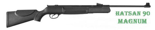 Пневматическая винтовка Hatsan 90 Magnum