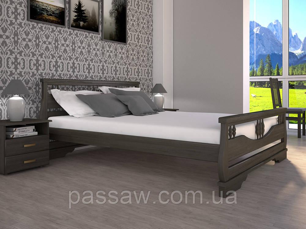 Кровать ТИС АТЛАНТ 3 120*190 сосна