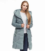 Куртка удлиненная зимняя женская Tiger Force - 5058H мята