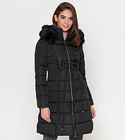 Куртка удлиненная зимняя женская Tiger Force - 1816S черная