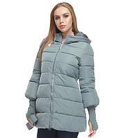 Куртка удлиненная зимняя женская Tiger Force - 5219E мята