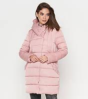 Куртка удлиненная зимняя женская Tiger Force - 9105C пудра