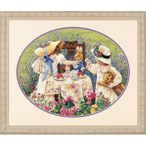 Набор для вышивания DIMENSIONS  Полуденный чай