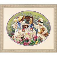 Набор для вышивания DIMENSIONS  Полуденный чай, фото 1