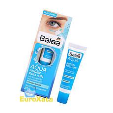 Крем для кожи вокруг глаз Balea Aqua Augen Roll-On (15мл) Германия