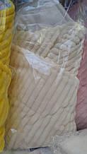 Плюшевое теплое одеяло-конверт для новорожденных на синтепоне