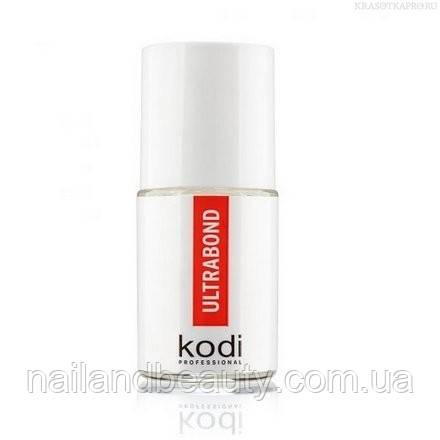 Ультрабонд коди Kodi professional Ultrabond -  (бескислотный праймер) для ногтей, 15 мл