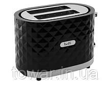 Тостер Botti TR0201 чорний 1000W