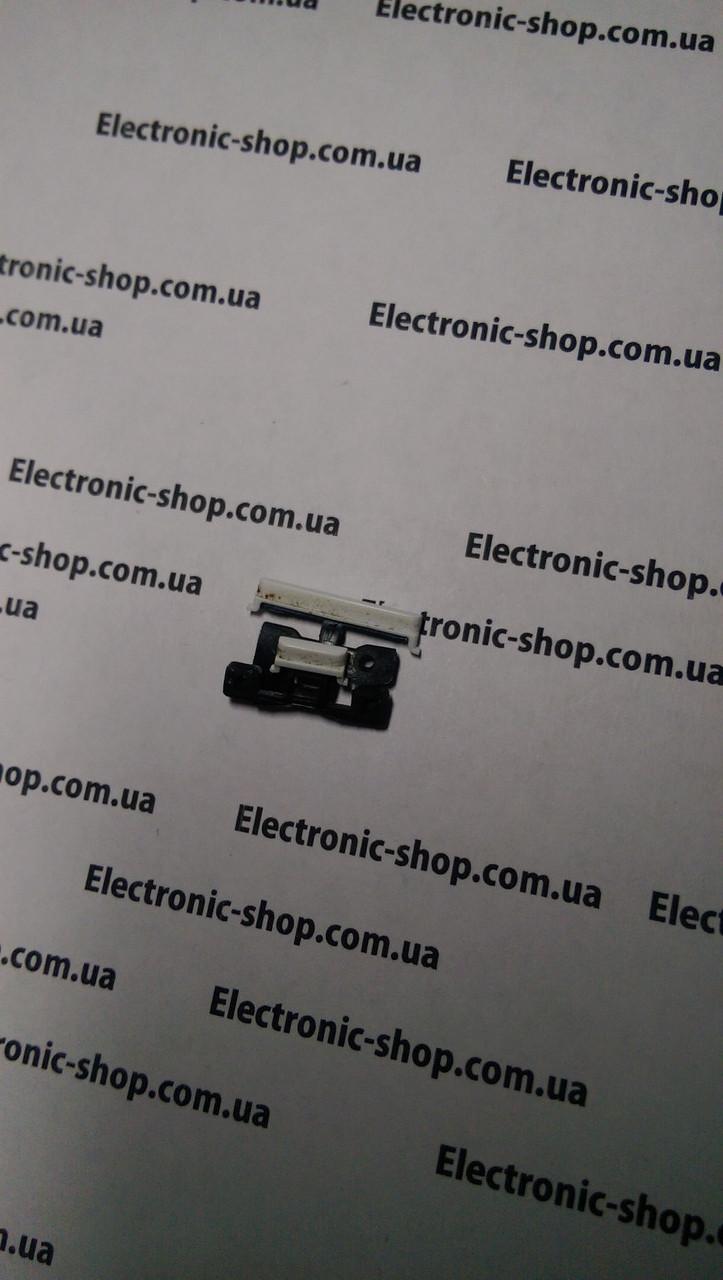 Кнопки белые  LG X135 white оригинал б.у