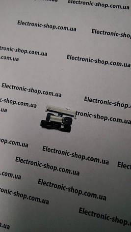 Кнопки белые  LG X135 white оригинал б.у, фото 2