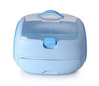 Органайзер для детских принадлежностей Babyhood голубой (BH-802B)