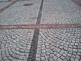 Гранитная брусчатка для дорог, продажа гранита, фото 3