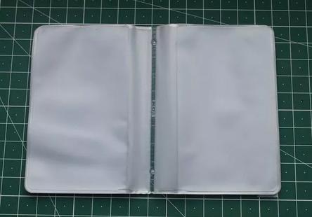 Вкладыш ПВХ в визитницу ( 26 страниц ) (инструменты для кожи ), фото 2