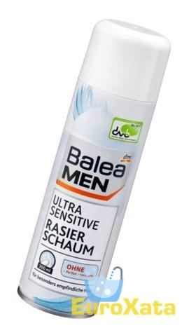 Пена для бритья Balea Men Ultra Sensitive (300мл) Германия