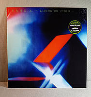 CD диск Trans X - Living On Video, фото 1