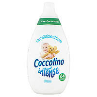 Кондиционер-ополаскиватель Coccolino Intense Ultra Concentrat Pure  для белья ( 64 стирки ) 960 мл