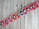 Детские браслеты на резинке Китти 10 шт/уп, фото 2