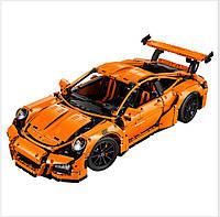 Конструктор Lepin 3368 ABC «Porsche 911 GT3 RS», конструктор Порше, большая машина