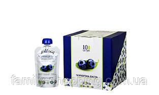 Чорнична паста ТМ LiQberry, набір 10 шт. по 100 г