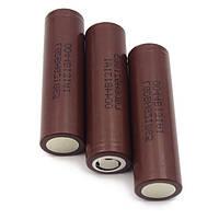 Аккумуляторы 18650 LG HG2