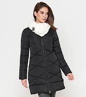 Tiger Force 5266 | женская зимняя куртка черная